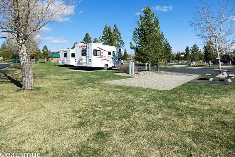 Sites im Grizzly RV Park